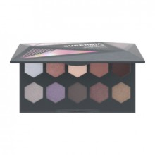 Trusa farduri de ochi Catrice SUPERBIA VOL, 2 FROSTED TAUPE EYESHADOW EDITION 010 I Cy Fire