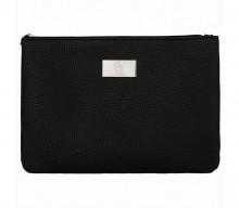 Boozy Cosmetics Black Large Pouch