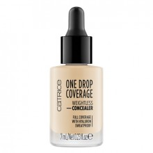 Corector Catrice ONE DROP COVERAGE WEIGHTLESS CONCEALER 005 Light Natural