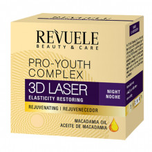 Crema de noapte Revuele 3D Laser Night Cream 50ml