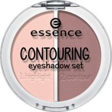 Fard de ochi Essence contouring eyeshadow set 01 5 gr