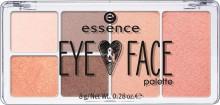 Fard de ochi Essence Eye & Face palette 02