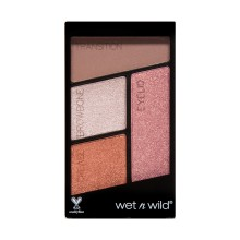 Fard de ochi Wet n Wild  Color Icon Eyeshadow Quad Stop Ruffling My Feathers