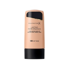 Fond de ten Max Factor Lasting Performance 105 Soft Beige