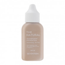 Fond de ten Seventeen THE NATURAL TRANSPARENT FOUND 35 ml No 3