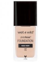 Fond de ten Wet n Wild Photo Focus Foundation 364  Rose Ivory