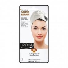 Iroha Hair Mask Cap Sauna Repair Argan+Aminoacid Complex