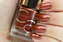 Lac de unghii Catrice Brown Collection Nail Lacquer 03 Goddess of Bronze