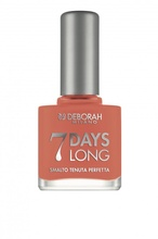 "Lac de unghii Deborah ""7 Days Long"" 871 Apricot range, 11 ml"