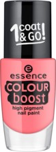 Lac de unghii Essence colour boost high pigment nail paint 02