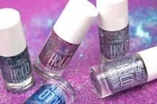 Lac de unghii Essence holo rainbow nail polish 02 Holo Maniac