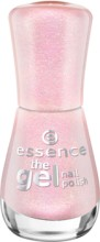 Lac de unghii Essence  THE GEL NAIL POLISH 111 Rainbow with sprinkles