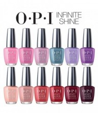 Lac de unghii OPI Infinit Shine - PERU Lima Tell You About This Color! 15ml