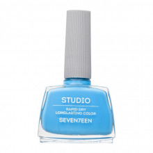 Lac de unghii Seventeen STUDIO RAPID DRY LASTING COLOR No 123