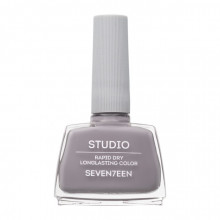 Lac de unghii Seventeen STUDIO RAPID DRY LASTING COLOR No 137