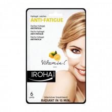 Masca antioboseala Iroha Hydrogel Patches Anti-Fatigue Eyes Vitamin C