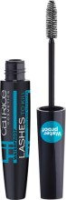 Mascara Catrice Lashes To Kill Waterproof Volume Mascara 010