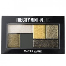 Maybelline New York The City Mini Palette Paleta de farduri - 6g, 420 Urban Jungle