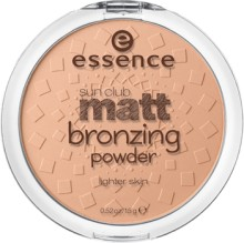 Pudra bronzanta Essence Sun Club Matt 01 15gr