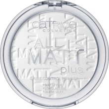 Pudra Catrice All Matt Plus Shine Control Powder 001 Universal
