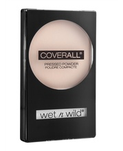 Pudra compacta Wet n Wild CoverAll Pressed Powder Light, 7.5 g