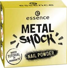 Pudra pentru unghii Essence metal shock nail powder 04 A touch of vintage