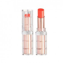 Ruj L'Oreal Paris Color Riche Plump&Shine Ruj volum instantaneu - 3.5g, 101 BLOW (Nectarine)