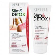 Ser concentrat anti-celulita cu efect de incalzire Revuele - Slim & Detox Thermo Serum ConcentrateConcentrate