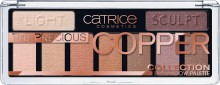 Trusa Catrice The Precious Copper Collection Eyeshadow Palette 010