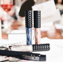 Tus de ochi Catrice Rock Couture Liquid Liner 030 Guns N'Rose Gold