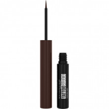 Tus lichid rezistent Maybelline New York Tattoo Liner Liquid Ink, 720 Dark Henna Brown, 2.5ml