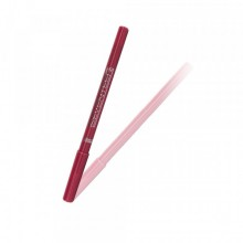 Creion de buze Seventeen Super Smooth WTP Lip Liner No 12 - Rosy Plum