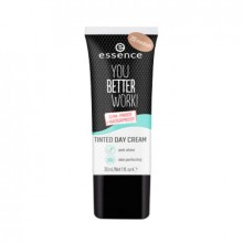 Crema coloranta Essence YOU BETTER WORK! TINTED DAY CREAM 20