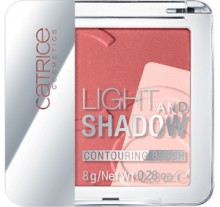 Fard de obraz Catrice Light And Shadow Contouring Blush 030