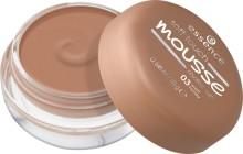Fond de ten spuma Essence soft touch mousse make-up 03 Matt Honey 16gr