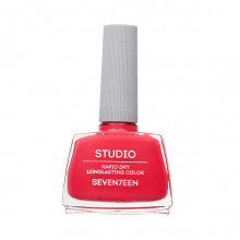 Lac de unghii Seventeen STUDIO RAPID DRY LASTING COLOR No 16