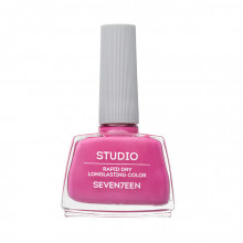 Lac de unghii Seventeen STUDIO RAPID DRY LASTING COLOR No 72