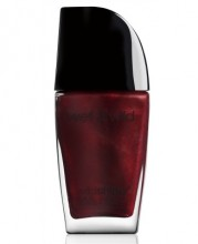 Lac de unghii Wet n Wild Wild Shine Nail Color Burgundy Frost