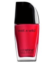 Lac de unghii Wet n Wild Wild Shine Nail Color Red Red, 12.3 ml