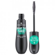 Mascara Essence WHAT THE FAKE! VOLUMIZING & LENGTHENING MASCARA 01
