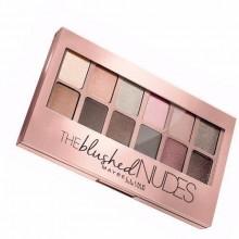 Paleta fard de pleoape Maybelline 01 Blushed Nudes 7,9 g