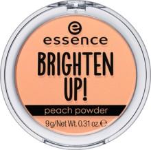 Paleta farduri de ochi Essence BRIGHTEN UP! PEACH POWDER 10  9 gr