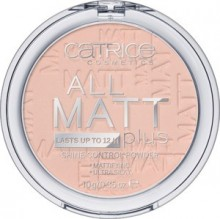 Pudra Catrice All Matt Plus Shine Control Powder 015 Natural Beige