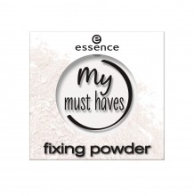 Pudra pentru fixarea machiajului Essence MY MUST HAVES FIXING POWDER