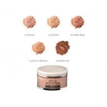 Pudra Seventeen Loose Face Powder No 6 - Golden Beige
