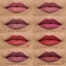 Ruj mat Essence matt matt matt lipstick 07 Purple Power 3,8 gr
