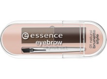 Set pentru sprancene Essence eyebrow stylist set 01 Natural brunette style