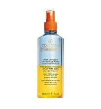 Solutie dupa expunerea la soare Collistar Two-Phase After Sun Spray With Aloe 200ml
