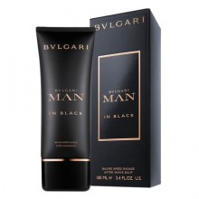 After Shave Balsam Bvlgari, Man in Black, 100ml