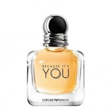 Apa de Parfum Emporio Armani Because It`s You, 100 ml